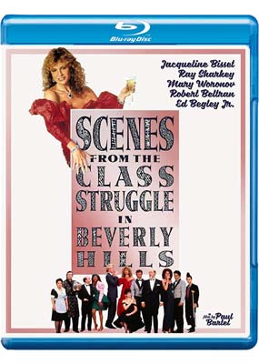 Scenes from the Class Struggle in Beverly Hills (Blu-ray) (BD) - Klik her for at se billedet i stor størrelse.