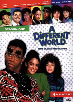 Different World, A: Season 1 (4-disc) (DVD) - Klik her for at se billedet i stor st�rrelse.