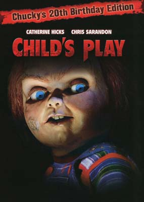 Child's Play: Chucky's 20th Birthday Edition  (DVD) - Klik her for at se billedet i stor størrelse.