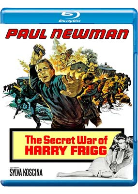 Secret War of Harry Frigg, The (Blu-ray) (BD) - Klik her for at se billedet i stor størrelse.