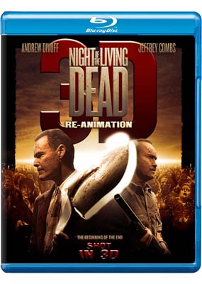 Night of the Living Dead: Re-Animation (Blu-ray 3D) (BD) - Klik her for at se billedet i stor st�rrelse.
