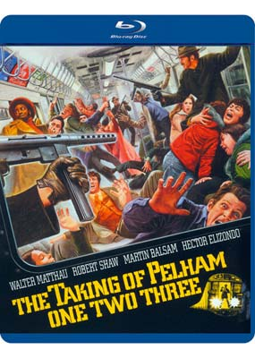 Taking of Pelham One Two Three, The: 42nd Anniversary (Blu-ray) (BD) - Klik her for at se billedet i stor størrelse.
