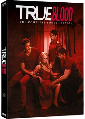 True Blood:   Season   4 (5-disc) (DVD) - Klik her for at se billedet i stor st�rrelse.