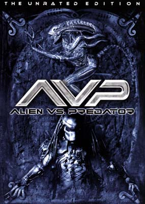 Alien Vs. Predator: The Unrated Edition (2-disc) (DVD) - Klik her for at se billedet i stor størrelse.