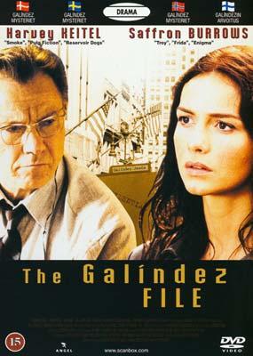 Galíndez File, The  (DVD) - Klik her for at se billedet i stor størrelse.