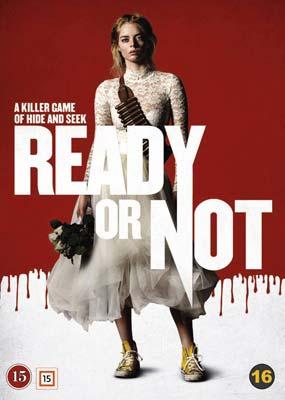 Ready or Not  (DVD) - Klik her for at se billedet i stor størrelse.
