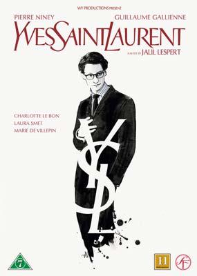 Yves Saint Laurent  (DVD) - Klik her for at se billedet i stor størrelse.