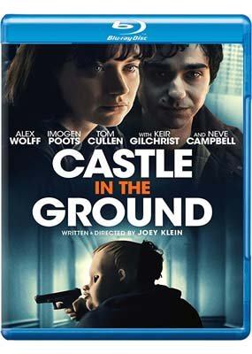 Castle in the Ground (Blu-ray) (BD) - Klik her for at se billedet i stor størrelse.