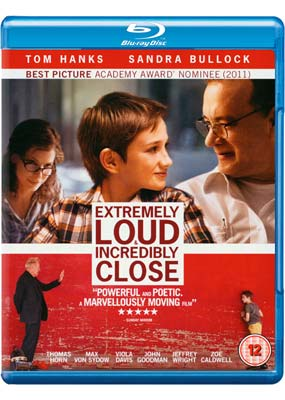 Extremely Loud and Incredibly  Close (Blu-ray) (BD) - Klik her for at se billedet i stor st�rrelse.