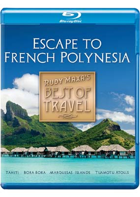 Best of Travel: Escape To French Polynesia (2-Disc) (Blu-ray) (BD) - Klik her for at se billedet i stor st�rrelse.