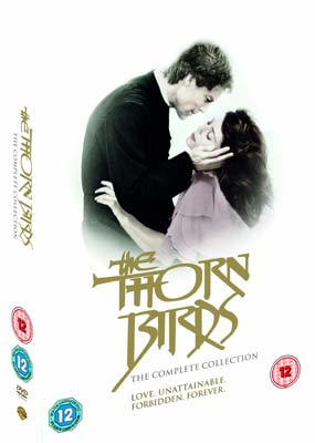 Thorn Birds, The: Complete  Collection (5-disc) (DVD) - Klik her for at se billedet i stor størrelse.