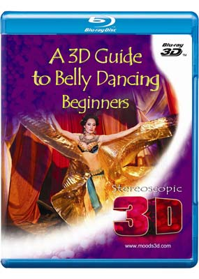 3D Guide To Belly Dancing (Blu-ray) (BD) - Klik her for at se billedet i stor st�rrelse.