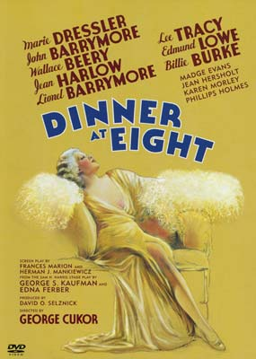 Dinner at Eight   (DVD) - Klik her for at se billedet i stor st�rrelse.