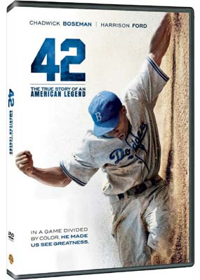 42: The True Story of a Sports      Legend  (DVD) - Klik her for at se billedet i stor størrelse.