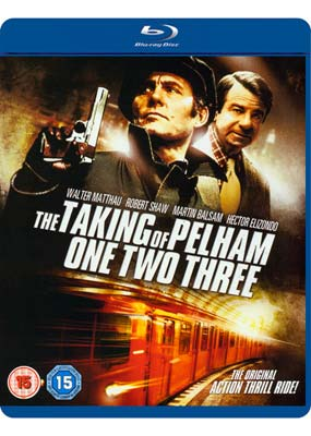 Taking of Pelham One Two Three, The (Blu-ray) (BD) - Klik her for at se billedet i stor størrelse.