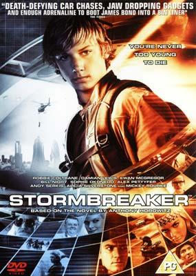 Stormbreaker  (DVD) - Klik her for at se billedet i stor størrelse.