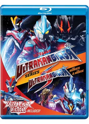 Ultraman Ginga / Ginga S + Ultra Fight Victory - Series And Movie (Blu-ray) (BD) - Klik her for at se billedet i stor størrelse.