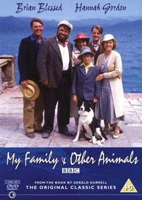 My Family and Other Animals: Complete Series (2-disc) (DVD) - Klik her for at se billedet i stor st�rrelse.