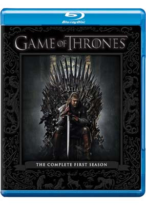 Game of Thrones: Season  1 (5-disc) (Blu-ray) (BD) - Klik her for at se billedet i stor st�rrelse.