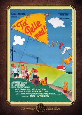 Ta' Pelle med!  (DVD) - Klik her for at se billedet i stor størrelse.