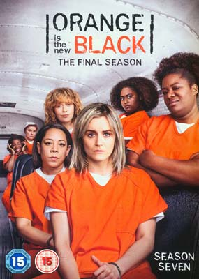 Orange Is the New Black: Season 7 - The Final Season (4-disc) (DVD) - Klik her for at se billedet i stor størrelse.
