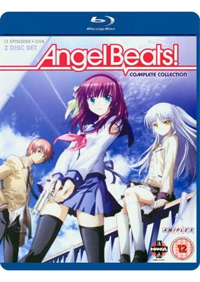 Angel Beats! Complete   Collection (Blu-ray) (BD) - Klik her for at se billedet i stor st�rrelse.