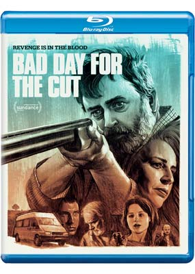 Bad Day for the Cut (Blu-ray) (BD) - Klik her for at se billedet i stor størrelse.