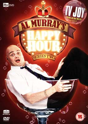 Al Murray's Happy Hour: Series 2 (4-disc) (DVD) - Klik her for at se billedet i stor st�rrelse.