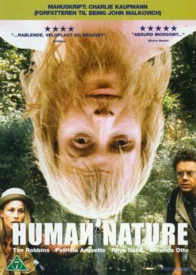 Human Nature  (DVD) - Klik her for at se billedet i stor størrelse.