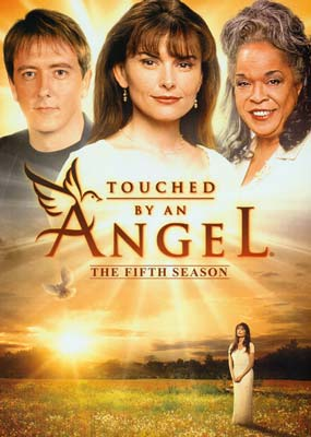 Touched by an Angel: Season 5 (7-disc) (DVD) - Klik her for at se billedet i stor størrelse.