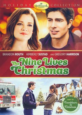 Nine Lives of Christmas, The  (DVD) - Klik her for at se billedet i stor størrelse.
