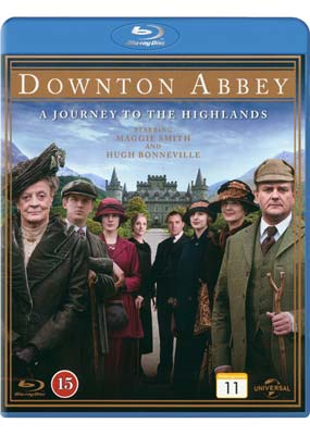 Downton Abbey:     A Journey to the   Highlands (Blu-ray) (BD) - Klik her for at se billedet i stor størrelse.