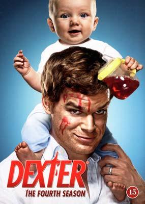 Dexter:     Season 4 (4-disc) (DVD) - Klik her for at se billedet i stor størrelse.