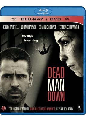 Dead Man Down (Blu-ray & DVD) (BD) - Klik her for at se billedet i stor størrelse.