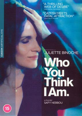 Who You Think I Am.  (DVD) - Klik her for at se billedet i stor størrelse.