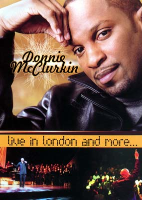 Donnie McClurkin: Live In London and More  (DVD) - Klik her for at se billedet i stor st�rrelse.