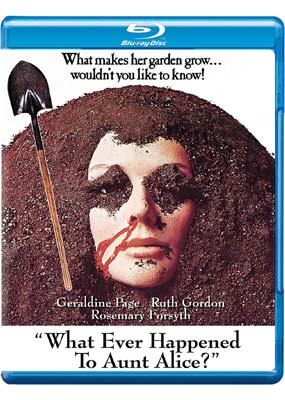 What Ever Happened to Aunt Alice? (Blu-ray) (BD) - Klik her for at se billedet i stor størrelse.