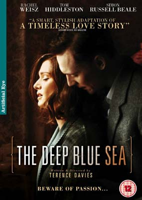 Deep Blue Sea, The (Rachel Weisz)  (DVD) - Klik her for at se billedet i stor st�rrelse.