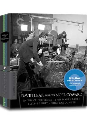 David Lean Directs Noel Coward (Criterion) (Blu-ray) (BD) - Klik her for at se billedet i stor st�rrelse.