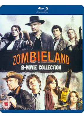 Zombieland: 2-Movie Collection (Blu-ray) (BD) - Klik her for at se billedet i stor størrelse.