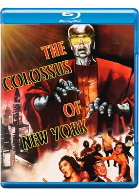 Colossus of New York, The (Blu-ray) (BD) - Klik her for at se billedet i stor st�rrelse.