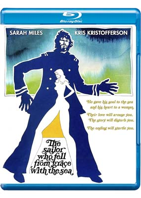 Sailor who fell from Grace with the Sea, The (Blu-ray) (BD) - Klik her for at se billedet i stor størrelse.