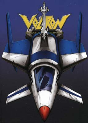 Voltron: Defender of the Universe #6 (3-disc) (DVD) - Klik her for at se billedet i stor st�rrelse.