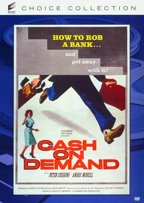 Cash on Demand (Sony Choice Collection) (DVD) - Klik her for at se billedet i stor størrelse.