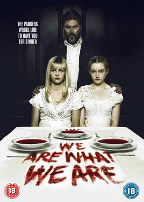 We Are What We Are  (Remake)  (DVD) - Klik her for at se billedet i stor størrelse.