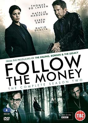 Follow the Money (Bedrag): Season 2 (4-disc) (DVD) - Klik her for at se billedet i stor størrelse.