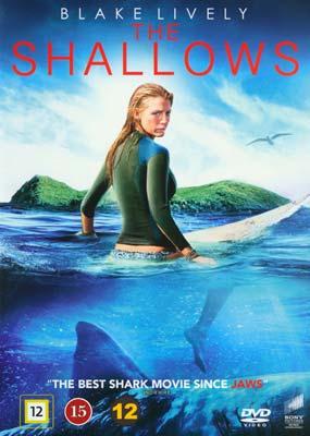 Shallows, The  (DVD) - Klik her for at se billedet i stor størrelse.
