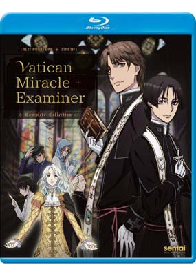 Vatican Medical Examiner: Complete Collection (Blu-ray) (BD) - Klik her for at se billedet i stor størrelse.