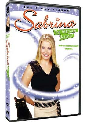 Sabrina, The Teenage Witch: Season 7 - Final Season (3-disc) (DVD) - Klik her for at se billedet i stor størrelse.