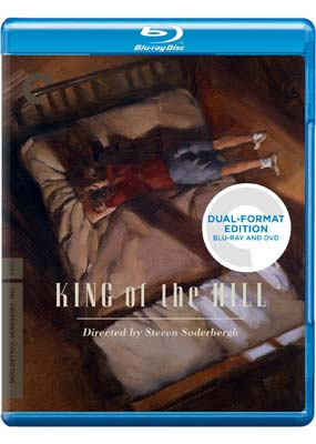 King of the Hill (Criterion) (Blu-ray & DVD) (BD) - Klik her for at se billedet i stor størrelse.